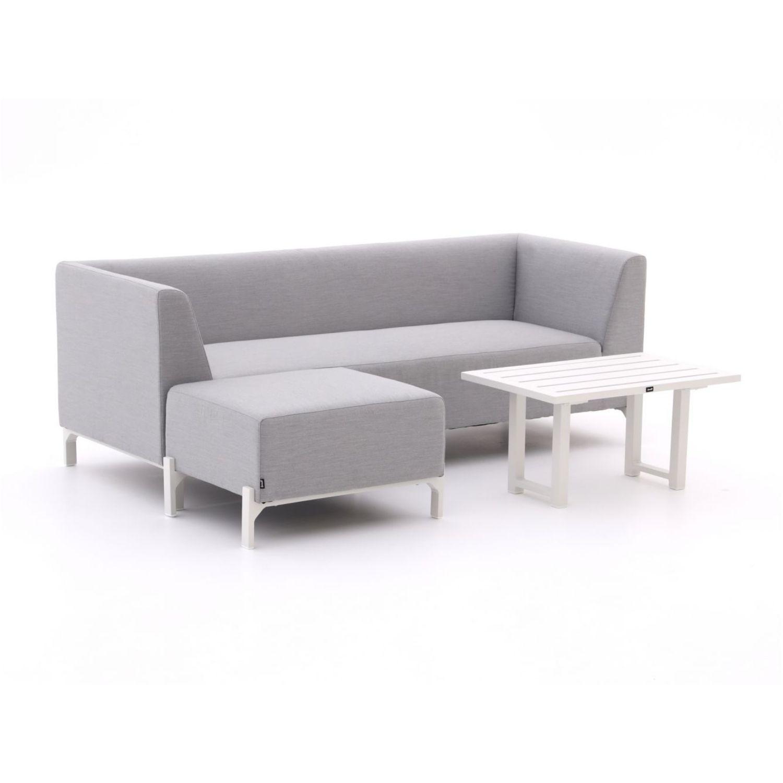 Hartman Dion chaise longue loungeset 3-delig