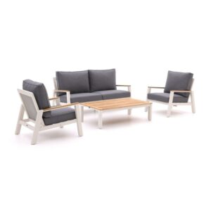 Forza Piane stoel-bank loungeset 4-delig