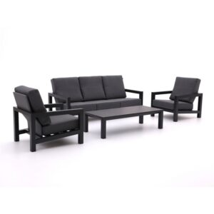 Hartman Barrosa stoel-bank loungeset 4-delig
