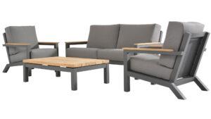 4 Seasons Outdoor Capitol stoel bank loungeset